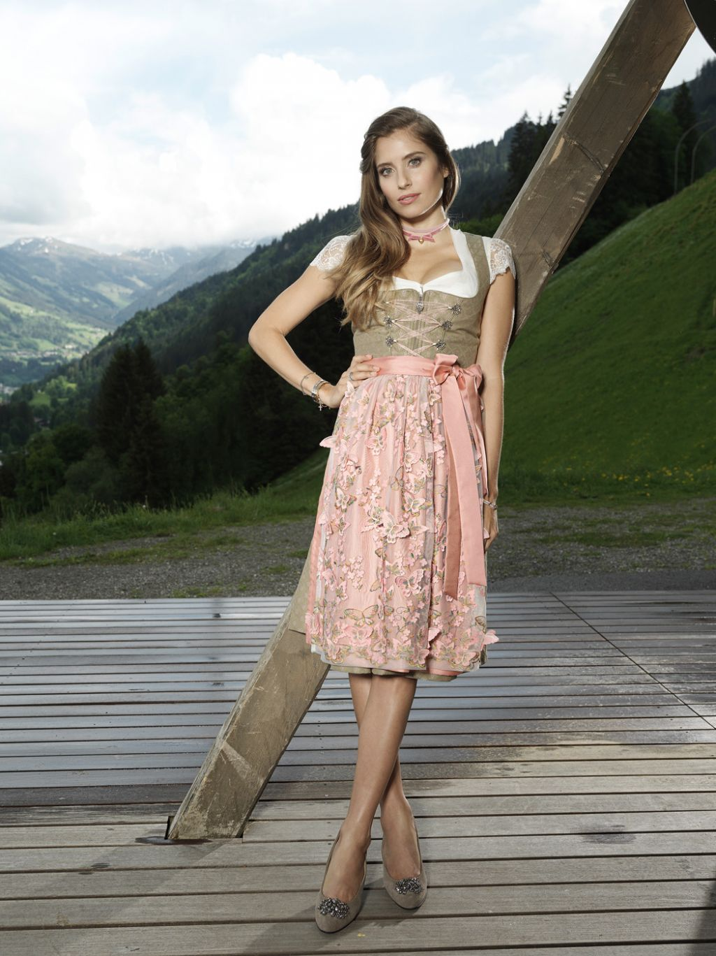 Catherine Hummels By Angermaier Exclusive Trachten Dirndlcouture